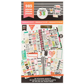 Productivity Happy Planner Stickers